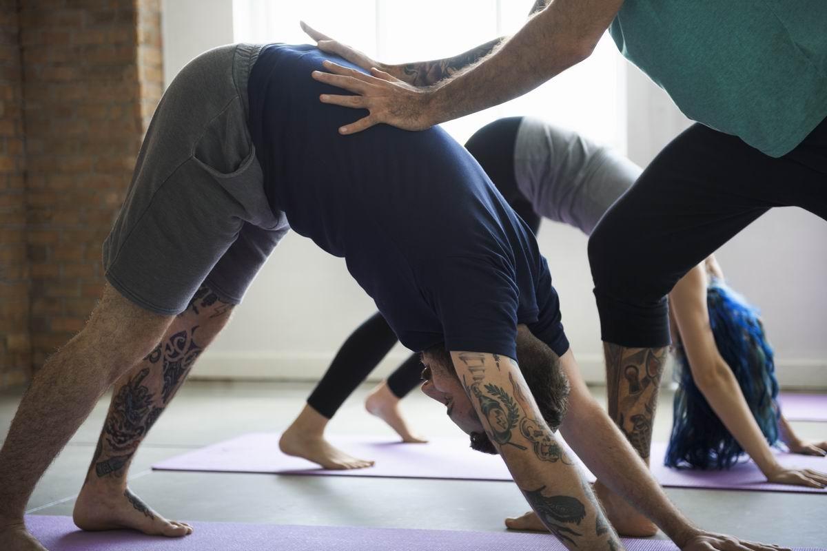 Yoga à Fribourg, leçons de yoga sans prix imposé