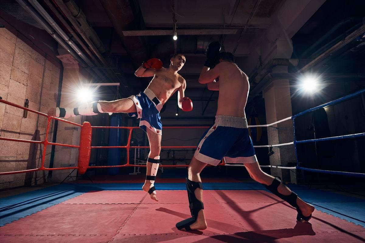 A quoi reconnaît-on un ring de boxe de haut niveau?